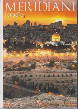Meridiani - Israele - n.52 - semestrale - 20/3/2018