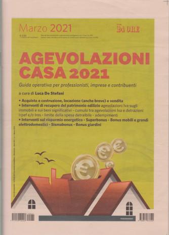 Casa e condominio - Agevolazioni casa 2021 - n. 1 - marzo 2021 - bimestrale