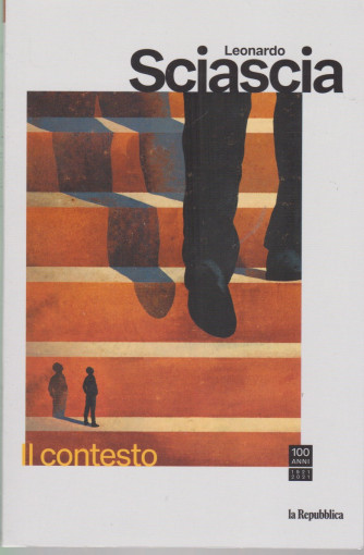 Leonardo Sciascia -Il contesto - settimanale - n. 14  - 98  pagine