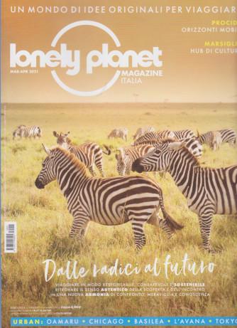 Lonely Planet Magazine - n. 1 - marzo - aprile 2021 - bimestrale -