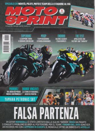 Motosprint - n. 15- settimanale - 13/19 aprile  2021 -