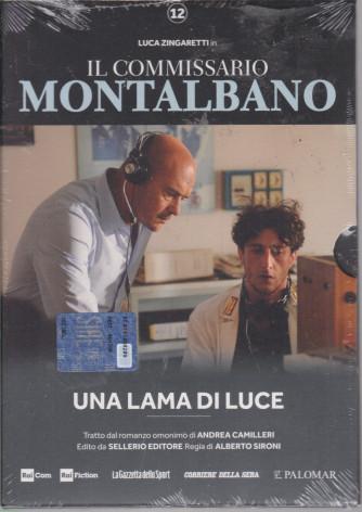 Luca Zingaretti in Il commissario Montalbano - Una lama di luce- n. 12 -   - settimanale