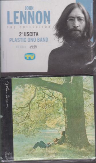 Cd Sorrisi Collezione 2 - n. 1 - John Lennon the collection - seconda uscita - Plastic ono band - 15/12/2020 - settimanale