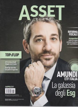 Asset Class - n. 36 - aprile  2021- mensile