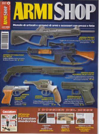 Armi Shop - Annunci Armi - n. 4 - mensile - aprile  2021