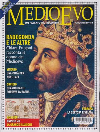 Medioevo - n. 297 -2 ottobre 2021    - mensile