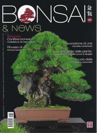 Bonsai & news - n. 187 - bimestrale - settembre - ottobre 2021