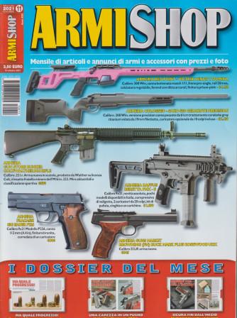 Armi Shop - Annunci Armi - n. 11 - mensile -novembre 2021