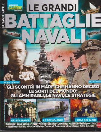 Guerre e Guerrieri  -Le grandi battaglie navali -  n. 5 - bimestrale - dicembre - gennaio 2021