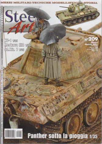 Steel Art - n. 209 - mensile - maggio   2021