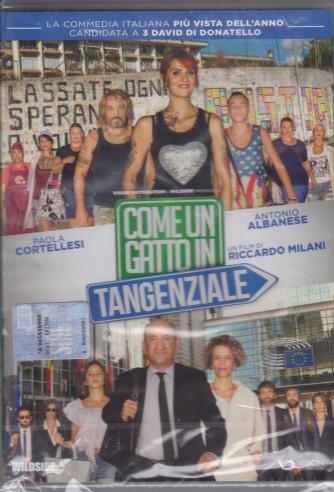 I Dvd di Sorrisi2 -  n. 11 - Come un gatto in tangenziale - Un film di Riccardo Milani - settembre 2021