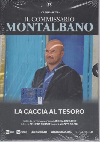 Luca Zingaretti in Il commissario Montalbano -La caccia al tesoro- n. 17 -   - settimanale