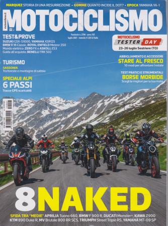 Motociclismo - n. 7 -luglio   2021 - mensile