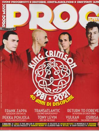 Prog Italia - n. 35 - bimestrale - aprile -maggio 2021