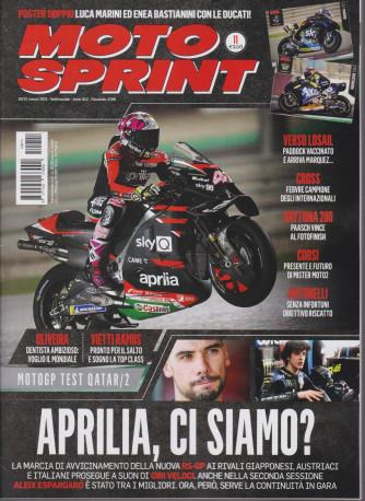 Motosprint - n. 11- settimanale - 16/22  marzo 2021