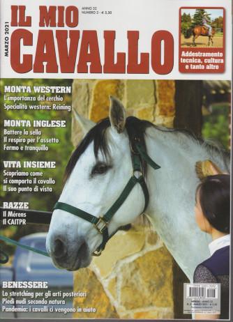 Il mio cavallo - n. 3  - marzo 2021 - mensile