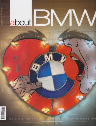 About Bmw - n. 40 - gennaio - febbraio 2021 - bimestrale