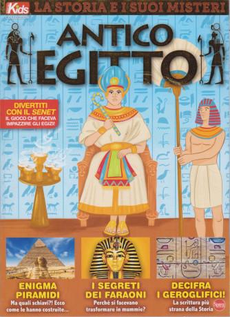 History Kids speciale - Antico Egitto - n. 1 - bimestrale - settembre - ottobre 2021 -