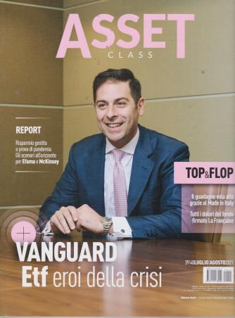 Asset Class - n. 40- luglio - agosto  2021- mensile