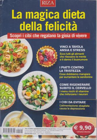 Salute naturale extra - n. 142 -La magica dieta della felicità -agosto - settembre   2021