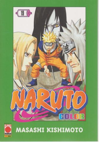 Naruto color - n. 19- settimanale -