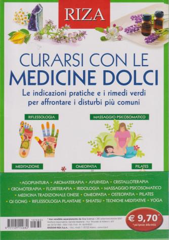 Riza Scienze - n. 380 -LCurarsi con le medicine dolci- settembre - ottobre  2021