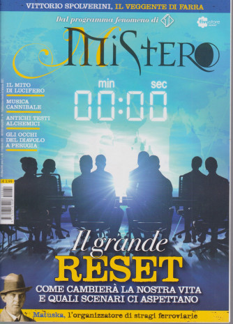 Rti Magazine - Mistero Magazine - n. 82 - 2 febbraio 2021 - mensile