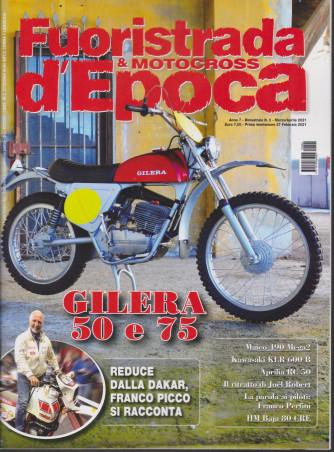 Fuoristrada & Motocross d'Epoca - n. 2 - bimestrale - marzo - aprile 2021