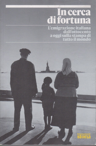 Internazionale storia - In cerca di fortuna - agosto 2021 - 192 pagine