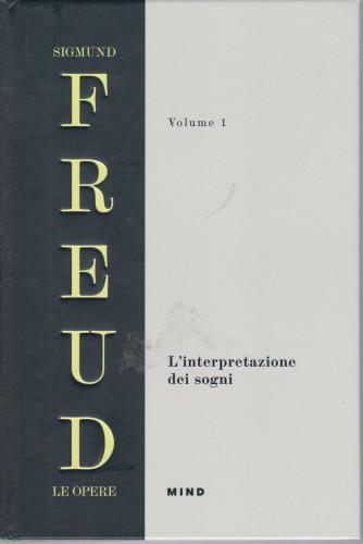 Sigmund Freud - Le opere - Volume 1 - L'interpretazione dei sogni - copertina rigida - 604 pagine