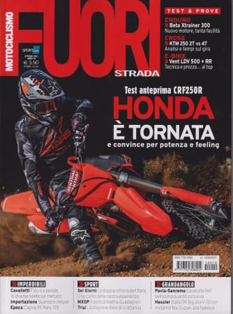 Motociclismo Fuoristrada - n. 10 - ottobre 2021 -