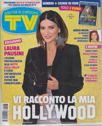 Sorrisi e canzoni tv - + Storie di fede- n. 18 -4 maggio2021 - settimanale - 2 riviste
