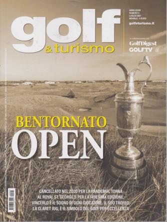Golf & Turismo - n.5 - luglio  2021- mensile