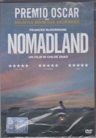 I Dvd Cinema di Sorrisi - n. 17 - Nomadland    - settimanale -  luglio  2021