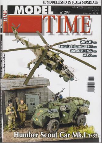 Model Time - n. 299 - mensile -giugno  2021