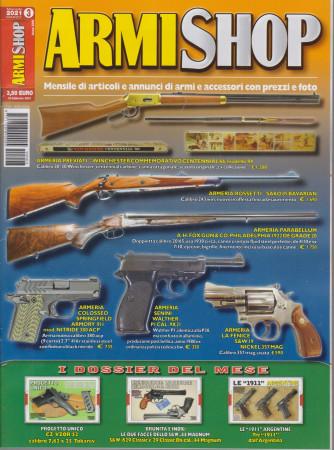 Armi Shop - Annunci Armi - n. 3 - mensile - marzo 2021
