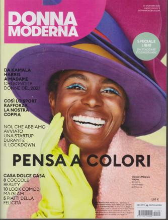 Donna Moderna - n. 3 - 30 dicembre 2020 - settimanale
