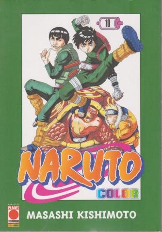 Naruto color - n. 10 - settimanale -