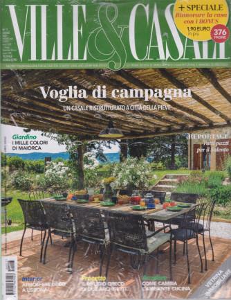 Ville & Casali - mensile n. 7 -  luglio 2021 + speciale - Rinnovare la casa con i Bonus