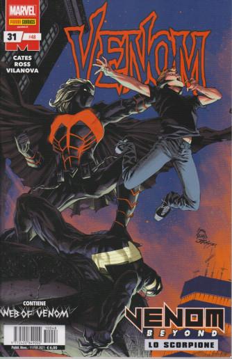Venom - n. 48 - Venom beyond - mensile -11 febbraio 2021
