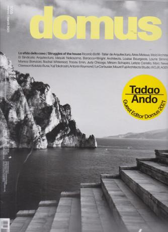 Domus -    mensile  - n. 1055 -marzo 2021 -  italiano -  inglese