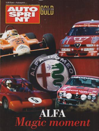 Autosprint Gold collection - n. 18   - Alfa Magic moment