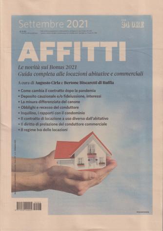 Le guide del consulente immobiliare - Affitti - n. 3 - settembre 2021 - bimestrale