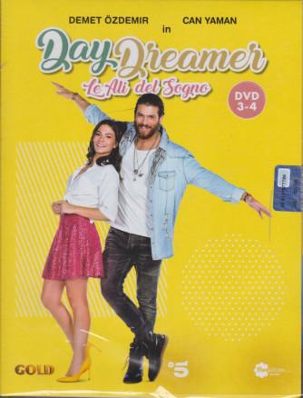 Day Dreamer - Le ali del sogno - n. 3 -Seconda uscita   - 2 dvd + booklet - 6 febbraio 2021   - settimanale