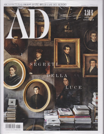 Ad-Architectural Digest - n. 472- febbraio 2021- mensile