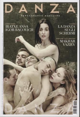 Danza &  Danza Magazine - n. 297 - bimestrale - marzo - aprile  2021