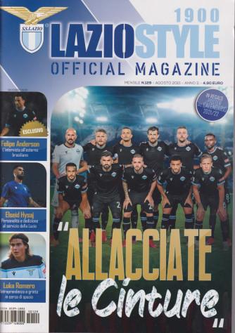 Lazio Style 1900 - Official magazine - n. 129 - mensile -agosto  2021