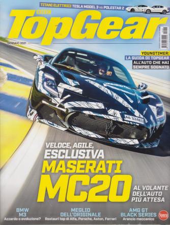Bbc Top Gear - n. 157 - gennaio 2021 - mensile