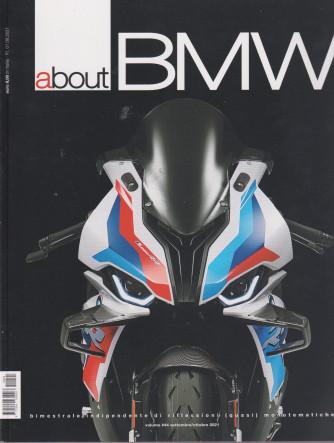 About BMW - n. 44 - bimestrale - settembre - ottobre 2021
