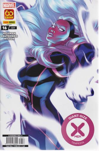 Gli incredibili X-Men -    n. 377 - mensile - 13 maggio  2021